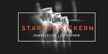Startup Kickern Lüdenscheid Tickets