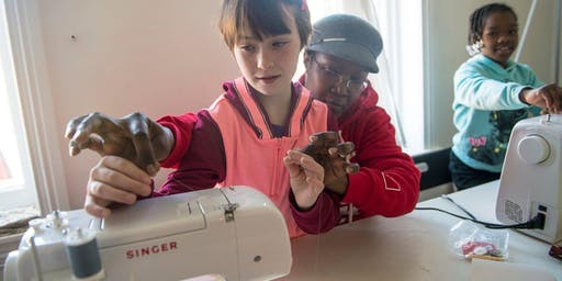 Children's Sewing workshop