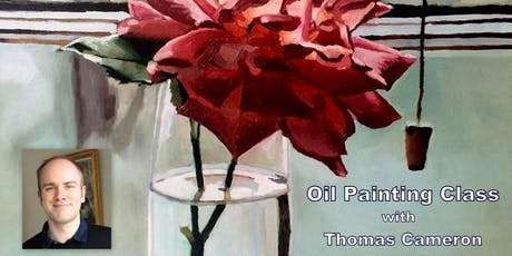 Oil Painting Class tickets