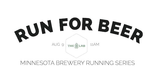 Beer Run - The Lab | 2020 Minnesota Brewery Running Series
