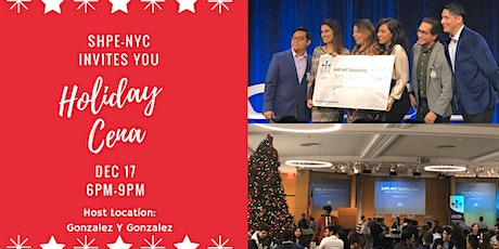 SHPE-NYC Holiday Cena 2019 tickets