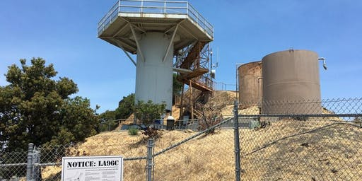 Nike LA-96C Missile Comm Center - Brentwood - Encino - Tour