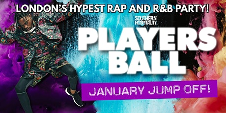 Players Ball - January Jump Off! tickets