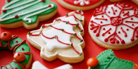 Cookie Decorating with Santa tickets