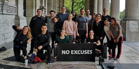 Gratis sport in Brussel : Sport- en sociaal evenement - Dinsdag training tickets