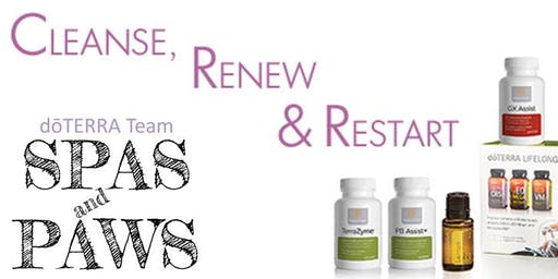 CONTINUING ED: Cleanse Renew and Restart your metabolism with doTERRA