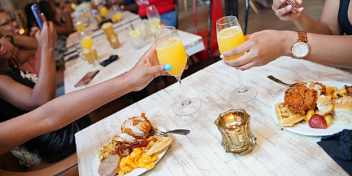 The Blackout Brunch - Boozy Brunch Edition