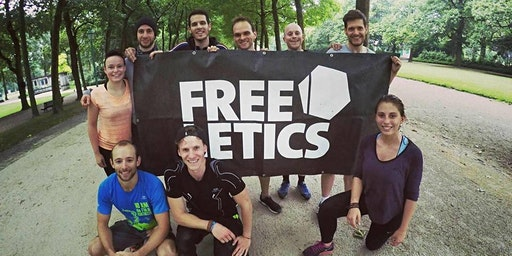 Gratis sport in Brussel : Sport- en sociaal evenement - Donderdag training