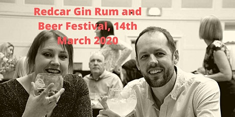 Redcar Gin Rum and Beer Festival tickets