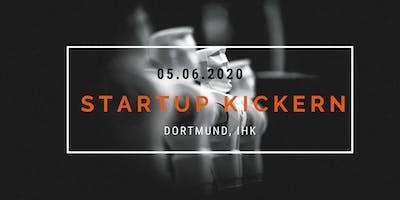 Startup Kickern in Dortmund