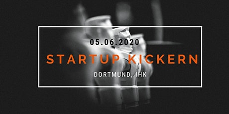 Startup Kickern in Dortmund Tickets