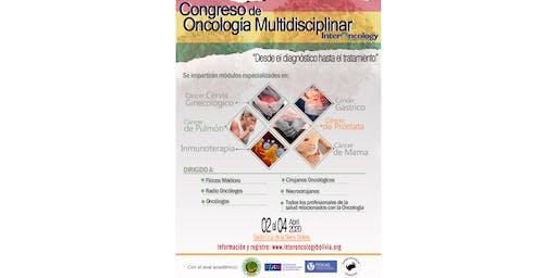 """Congreso en Oncología Multidisciplinar """"Desde diagnóstico al tratamiento"""""""