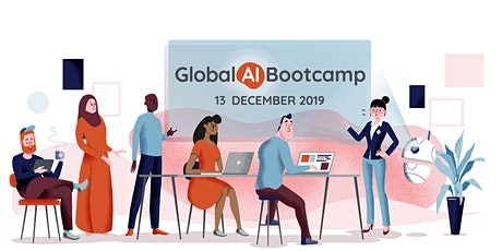 Global AI Bootcamp 2019 de Madrid tickets