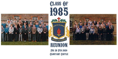 Class of 1985 35 Year Reunion tickets