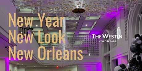 New Year's Eve Countdown at The Westin New Orleans tickets