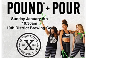 Pound and Pour tickets