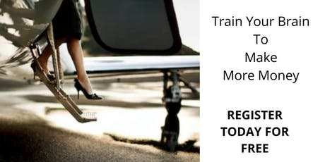 Train Your Brain To Make More Money - 6 Critical Mindset Shifts For Coaches tickets