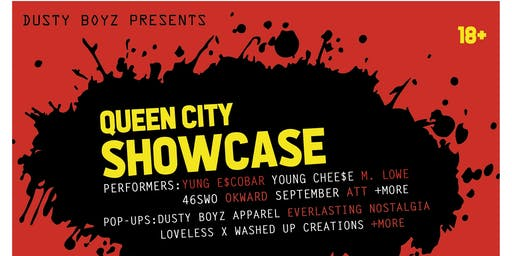 The Queen City Showcase