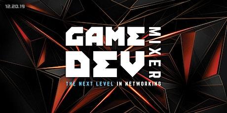 GameDev Mixer #42 tickets