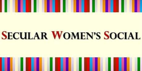 Secular Women's Social Meet & Greet tickets