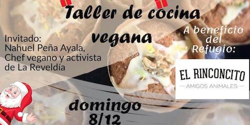 Taller de Cocina Vegana en La Plata - Diciembre 2019