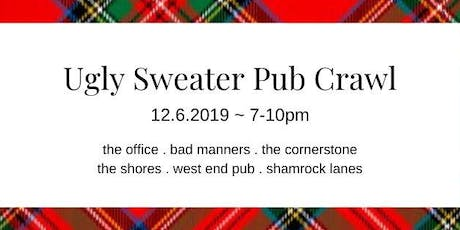 Ugly Sweater Pub Crawl tickets