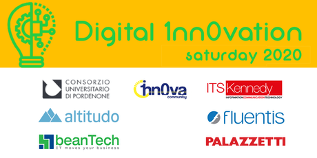 Digital 1nn0vation Saturday 2020 biglietti