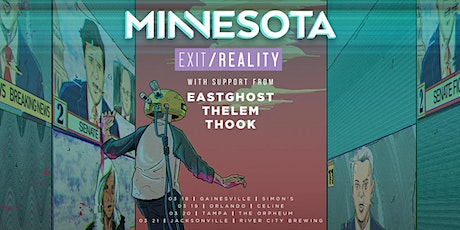 Alliance Presents: MINNESOTA - Orlando, FL tickets