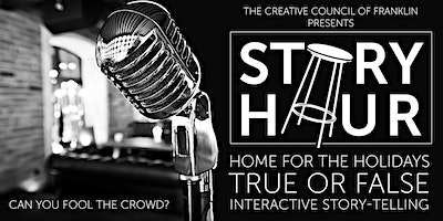 Story Hour - Open Mic Style