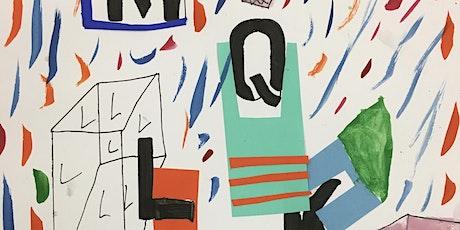 David Hockney's ALPHABET  tickets