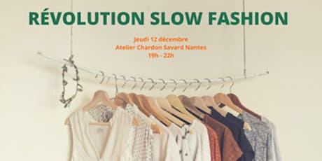 Révolution Slow Fashion tickets