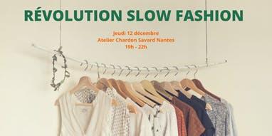 Révolution Slow Fashion