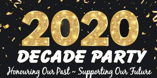 DECADE PARTY 2020