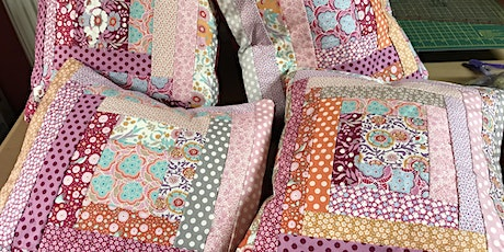 Log Cabin Quilting tickets