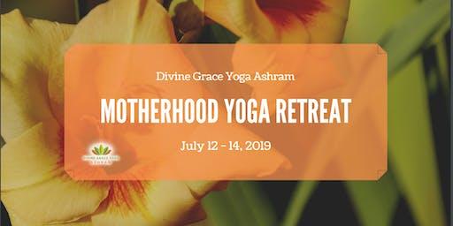 Motherhood Yoga Retreat