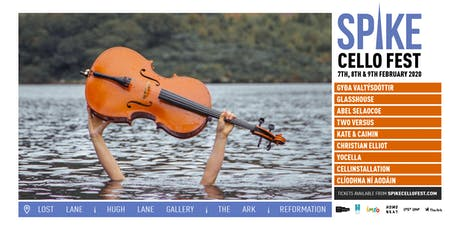 Spike Cello Fest with Homebeat Present Gyða Valtýsdóttir/ Kate&Caimin tickets
