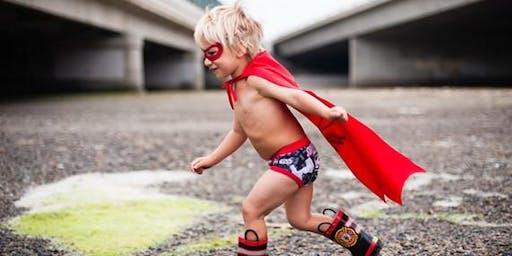 Raising a Super Hero Kid