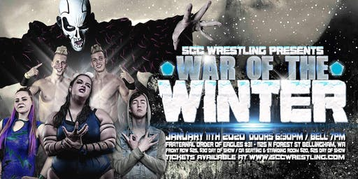5CC Wrestling: War of the Winter