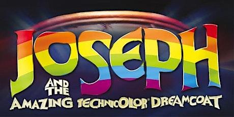 Joseph & the Amazing Technicolor Dreamcoat tickets