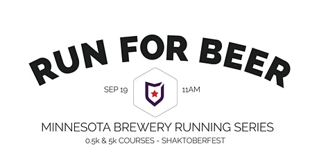 Beer Run - Badger Hill Brewing Co | 2020 Minnesota Brewery Running Series tickets