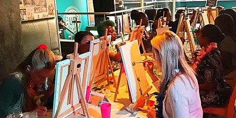 ART N' SIPPING (CHRISTMAS PAINT PARTY) (15:00-17:00) tickets
