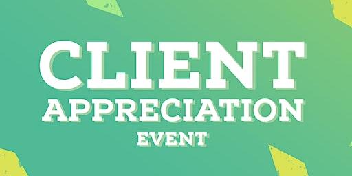 Client Appreciation Brunch