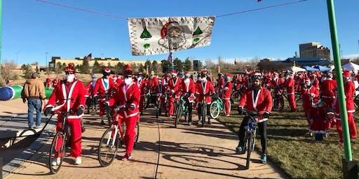 Chasing Santa 5K/Cycling Santa 15 miler