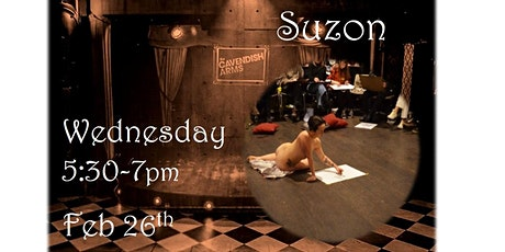 Drink &  Draw with Suzon tickets