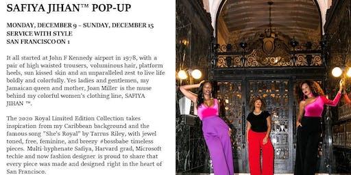 SAFIYA JIHAN ™ Exclusive Royal Collection Holiday Pop Up at Bloomingdale's