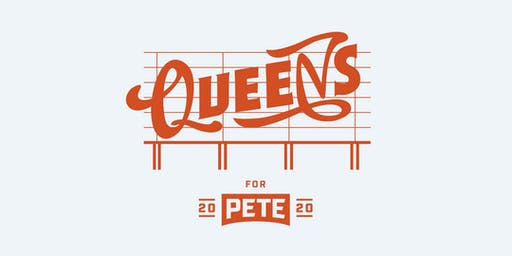 "Queens ""Pete-Up"" for Pete Buttigieg – College Point"
