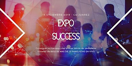EXPO-SUCCESS boletos