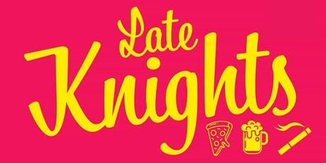 Kings of Comedy's Late Knights tickets
