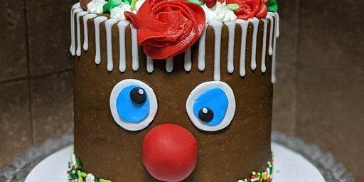 Mr Ruldoph Cake Nite