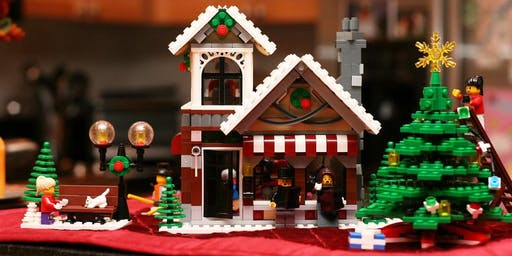 Master Builders Club Children's Brick Building Workshop - A Christmas Catastrophe